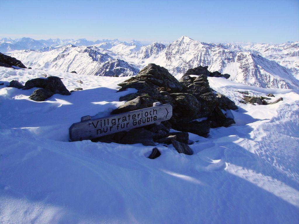 Skitour Regenstein | Außervillgraten | Villgratental