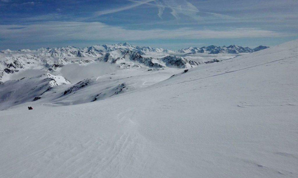 Skitour Hochgrabe | Außervillgraten | Villgratental